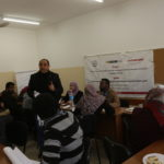 يوم تدريبي الثاني لمجموعات الحماية المتقدمة في المحافظة الوسطى