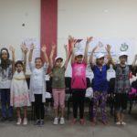"""تواصل فعاليات اليوم الثاني لمخيم """"طلائع فلسطين"""""""