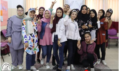 الأقصى الرياضي يختتم برنامج تشجيع وتعزيز ريادة الأعمال للفتيات