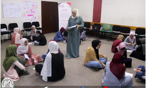 الأقصى الرياضي يواصل تنفيذ برنامج تشجيع وتعزيز ريادة الأعمال للفتيات