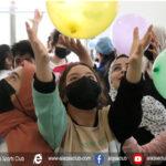 نادي الأقصى يختتم خدمات الدعم النفسي للأطفال