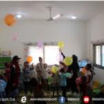 نادي الأقصى يواصل تقديم خدمات الدعم النفسي للأطفال
