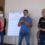 نادي الأقصى الرياضي ومركز معاً  يطلقون ملتقى الشبكات الشبابية المحلية للمساءلة المجتمعية